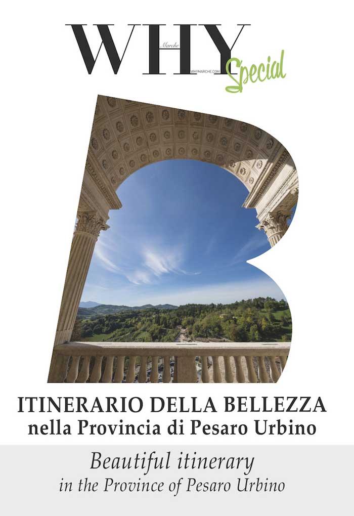 Itinerario della bellezza nella provincia di Pesaro Urbino