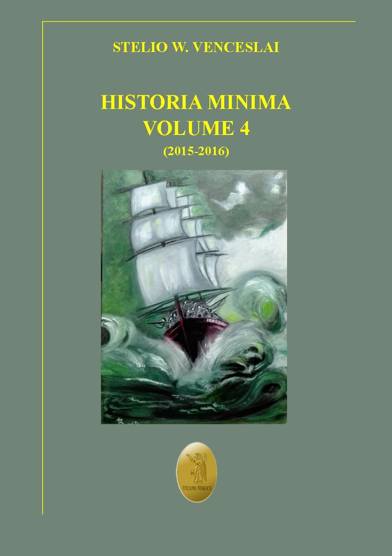 HISTORIA MINIMA VOLUME 4