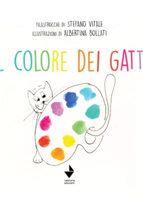 Il colore dei gatti. Albertina Bollati, Stefano Vitale