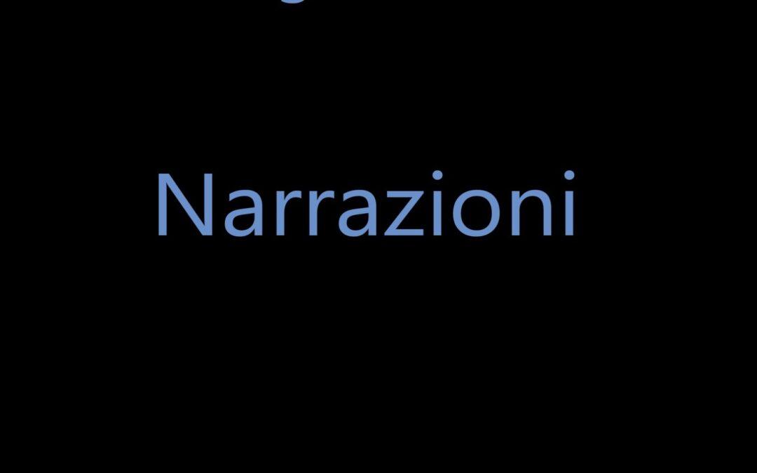"""Narrazioni"" – Sergio Rotino"