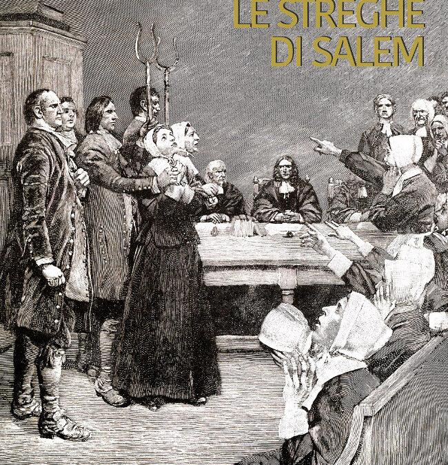 """Le streghe di Salem"" – Bruno Sebastiani"